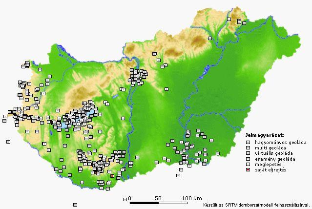 geoláda térkép FAQ/KB geoláda térkép
